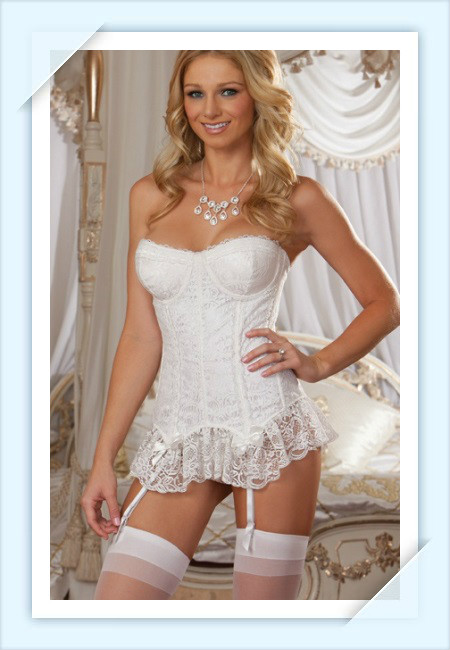 Brides archives page 2 of 3 find your dream dress for What kind of undergarments for wedding dress
